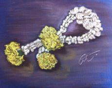Phuang Malai – Thai Jasmine Flower Garland