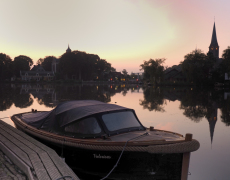 Morning on the Amstel